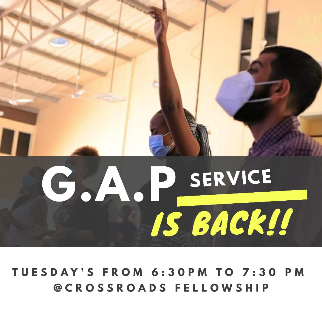 God and People Tuesday service at Crossroads Fellowship Nyali chruch in Mombasa Kenya