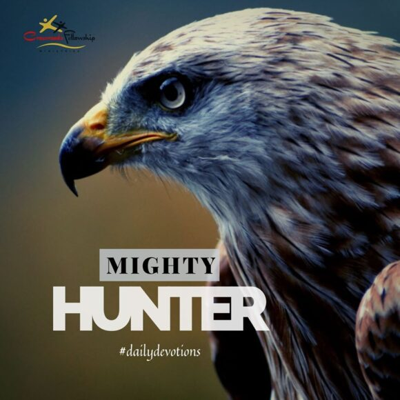 Mighty hunter