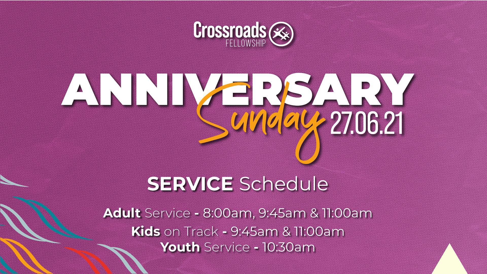 19th anniversary celebration of Crossroads Fellowship Nyali Christian church in Mombasa Kenya